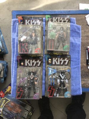 Kiss Action Figures McFarland Toys for Sale in San Diego, CA