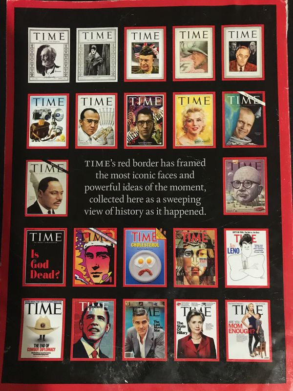 Time Magazine - A History of Our World