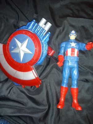 Captain America toy for Sale in Denver, CO