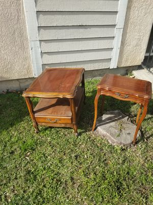 Antique looking Wood furniture for Sale in Anaheim, CA