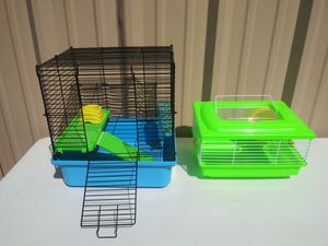 Hamster Cages Both for $15 for Sale in Sioux Falls, SD