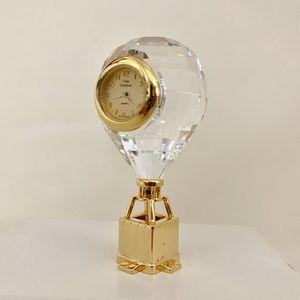 Mini balloon crystal clock for Sale in La Puente, CA