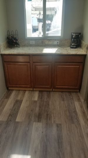 kitchen cabinets restroom laundry etc for Sale in Pomona, CA