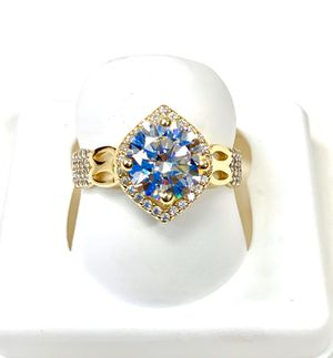 14 k gold woman ring made in Italy ( MMR011) for Sale in Houston, TX