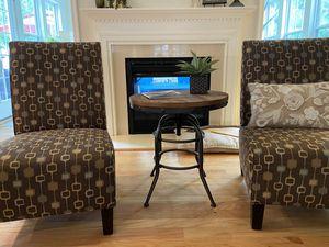 Decorum Occasional Chairs (2) for Sale in Virginia Beach, VA