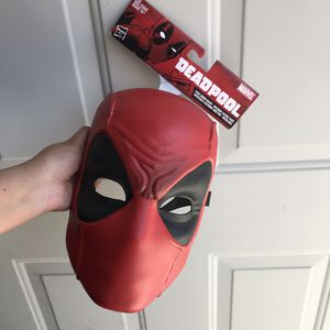 Deadpool adult face mask for Sale in Ontario, CA