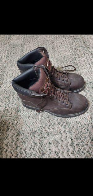 Steel toe boots for Sale in El Paso, TX