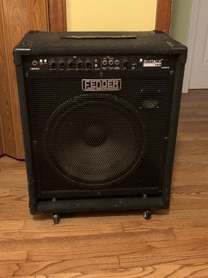 Fender Rumble 100 Bass Combo Amp for Sale in Raleigh, NC