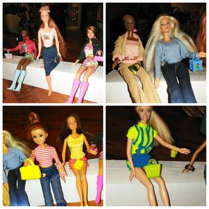Barbies and accessories for Sale in Charlotte, NC