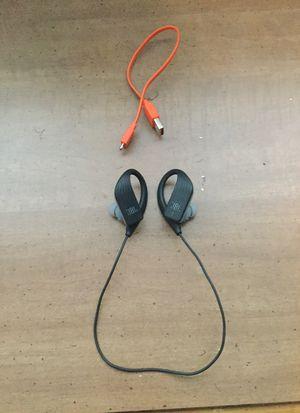 JBL endurance sprint Bluetooth headphones for Sale in Memphis, TN