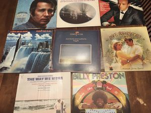 Records (albums) all for $10, PPU for Sale in Raleigh, NC