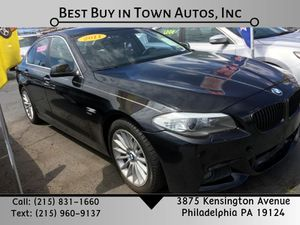 2011 BMW 5-Series for Sale in Philadelphia, PA