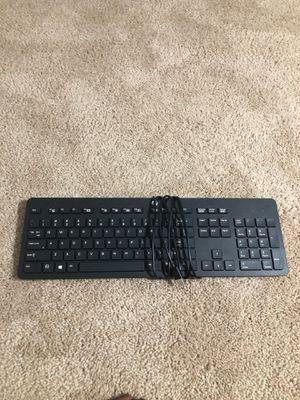 Hp keyboard for Sale in Riverview, FL