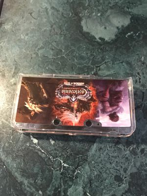 Original 3DS Castlevania Plastic protective case! for Sale in Clayton, NC