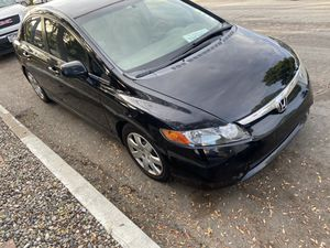 Honda Civic 2007 clean title automatic for Sale in Los Angeles, CA