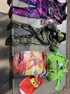Halloween Costumes for Sale in Mesa, AZ