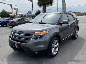2014 Ford Explorer for Sale in San Antonio, TX
