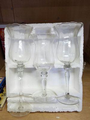 3 Center glass for Sale in Lemon Grove, CA