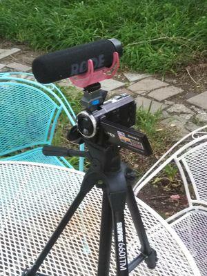 Sony cx360v camera for Sale in Wichita, KS