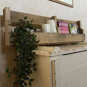 Handmade Pallet Shelf! for Sale in Los Angeles, CA