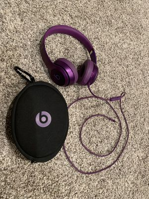 Beats Solo2 On-Ear Wired Headphones Royal Collection for Sale in Le Mars, IA