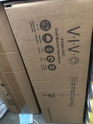 VIVO dual monitor Stand for Sale in Chandler, AZ