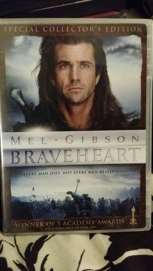 Braveheart special edition for Sale in Seattle, WA