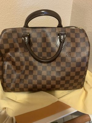 Authentic Louis Vuitton Speedy 30 for Sale in Fontana, CA