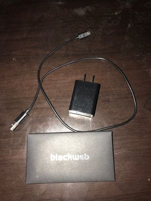 Blackweb Bluetooth Speaker for Sale in Wichita, KS