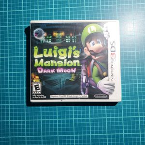 Nintendo 3DS Luigis Mansion Dark Moon for Sale in Glendale, AZ