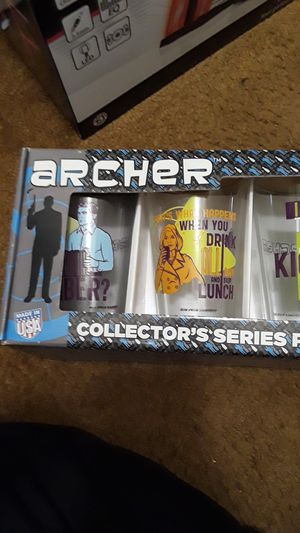 Archer Collectable Glass for Sale in Los Angeles, CA