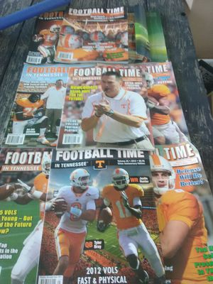 Tennessee Football to magazines make an offer for Sale in Kingsport, TN