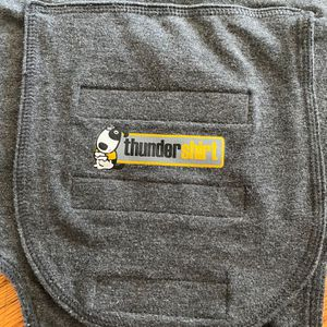 Size small Heather Gray thunder shirt to help with dog anxiety. for Sale in Culver City, CA