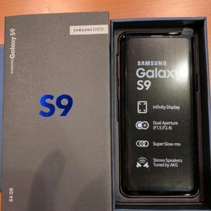 Samsung Galaxy S9 Unlocked (Desbloqueado) We are a Store! We give warranty! 🔥 for Sale in Houston, TX