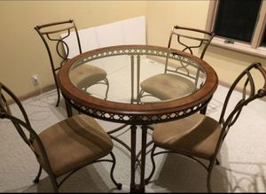 Gorgeous table set and wine bar for Sale in Cleveland, OH