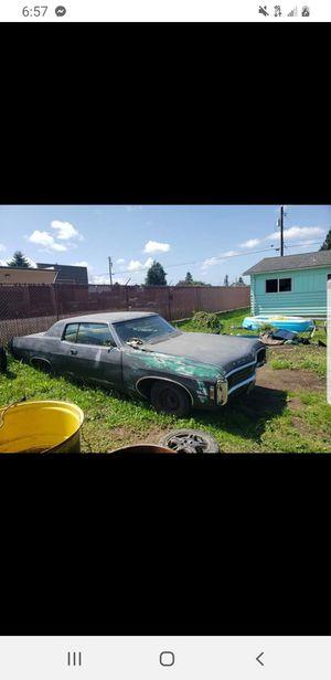 1969 chevy impala for Sale in Burlington, WA