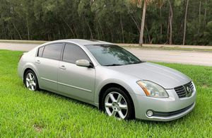 2005 Nissan maxima for Sale in Toledo, OH