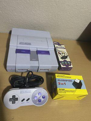 Super Nintendo for Sale in Temple, TX