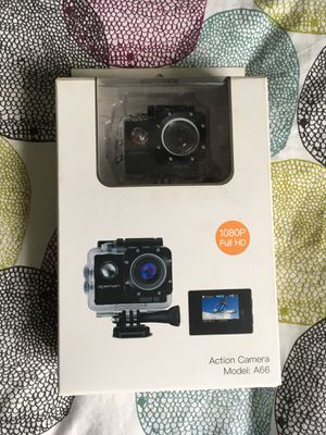 Off Brand GoPro Action Camera 1080P Full HD Waterproof Sport Camera 30m Underwater Camcorder with 170° Wide Angle and Mounting Accessory Kits for Sale in Chantilly, VA