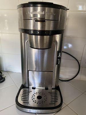 Coffee maker Hamilton Beach for Sale in Ontario, CA
