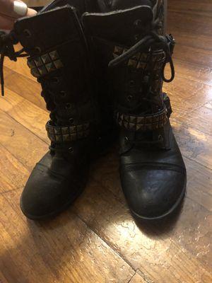 Black Winter Boots for Sale in Dallas, TX