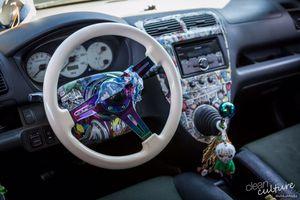NRG steering wheel quick release for Sale in Alexandria, VA