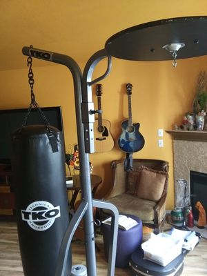 Tko boxing setup for Sale in Portland, OR