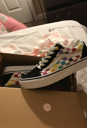 Vans size 5 women's for Sale in Springfield, MA
