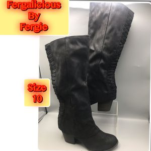 Fergalicious By Fergie Women's Tall Boots 10 for Sale in Tinton Falls, NJ