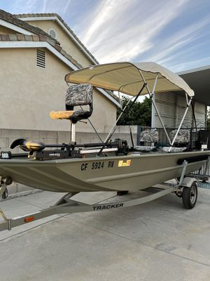 2013 TRACKER GRIZZLY 1648 Fishing Boat for Sale in Santa Ana, CA