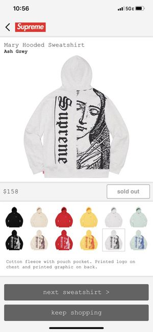 Supreme hoodie for Sale in San Diego, CA