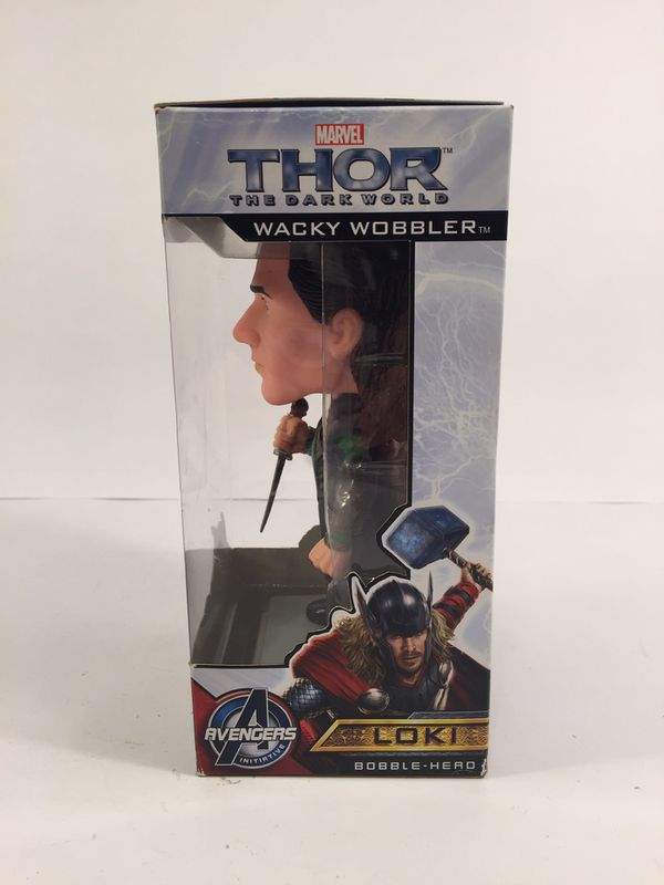 Loki Bobblehead