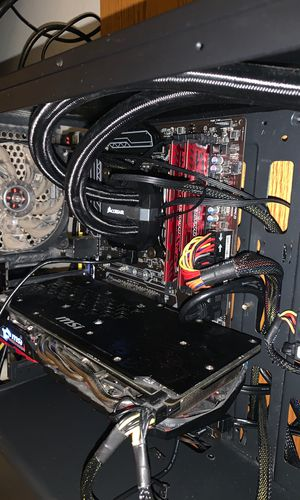 I5 6600k And Msi z270-a-Pro Combo for Sale in Monroe, WA