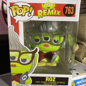 Funko Pop! Pixar Remix Alien As Roz for Sale in Baldwin Park, CA